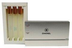 Парфюмерия Chanel Chanel подарочный набор men 3х15