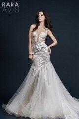 Свадебное платье напрокат Rara Avis Свадебное платье Ksill