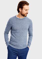 Кофта, рубашка, футболка мужская O'stin Вязаный джемпер MK4T51-66