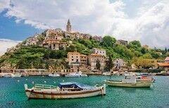 Туристическое агентство Фиорино Лето в Хорватии+Швейцария! Курорт Макарска