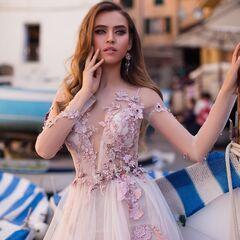 Свадебное платье напрокат Ange Etoiles Свадебное платье Ali Damore Diel Floren