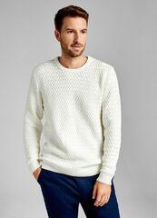 Кофта, рубашка, футболка мужская O'stin Джемпер крупной вязки MK1T93-02