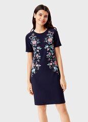 Платье женское O'stin Платье с цветочным принтом LT1T37-68