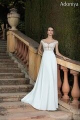 Свадебный салон Bonjour Свадебное платье «Adoniya» из коллекции LA POESIE 2017