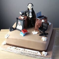 Торт Заказторта.бай Корпоративный торт №6