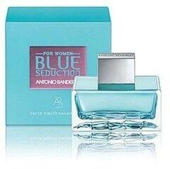 Парфюмерия Antonio Banderas Туалетная вода Blue Seduction Woman, 100 мл