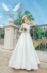 Свадебное платье напрокат ALIZA Платье свадебное «Arina» Soffito
