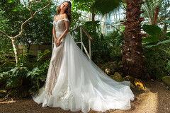 Свадебный салон Crystal Свадебное платье Claudia