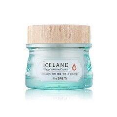 Уход за лицом The Saem Крем минеральный Iceland Hydrating Water Volume Cream