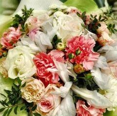 """Магазин цветов Прекрасная садовница Букет """"Сорбет"""""""