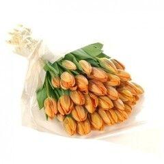 Магазин цветов Планета цветов Букет из тюльпанов №8