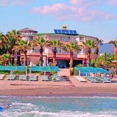 Туристическое агентство VIP TOURS Пляжный aвиатур в Турцию, Аланья, Club Tess Hotel 4*