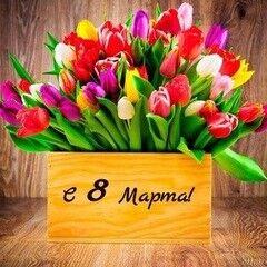 Магазин подарочных сертификатов Марсель Подарочный сертификат на уход за волосами «Цветущий тюльпан»