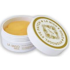 Уход за лицом La Miso Гидрогелевые патчи с частицами золота (60 шт)
