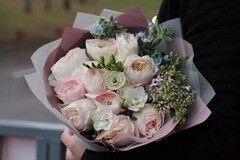 Магазин цветов Cvetok.by Букет «Прикосновение нежности»