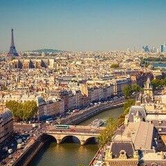 Туристическое агентство ТурТрансРу Автобусный тур 1AP «Шесть столиц. Четыре дня в Париже»