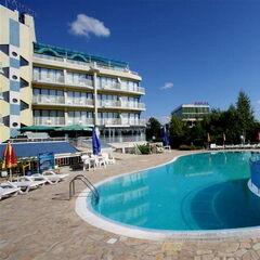 Туристическое агентство EcoTravel Пляжный авиатур в Болгарию, Солнечный Берег, Aquamarine 4*