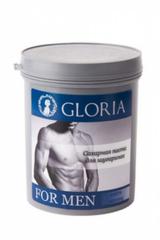 Уход за телом Gloria Паста для мужского шугаринга супер плотная, 800 гр