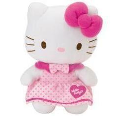 Игрушка и игра Sanrio Мягкая игрушка плюш «Hello Kitty» 076562