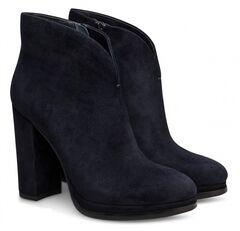 Обувь женская Ekonika Ботильоны EN1305-20 blue night-18Z