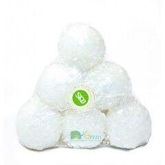 Уход за телом SoapDillaJane Кокосовый мыльно-сахарный скраб, 150 г