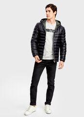 Верхняя одежда мужская O'stin Ультралёгкая куртка с капюшоном MJ6T5F-99