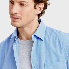 Кофта, рубашка, футболка мужская O'stin Рубашка с короткими рукавами MS1S73-61