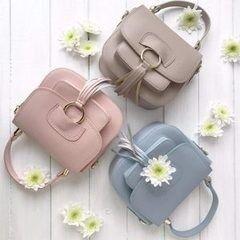 Магазин сумок Vezze Кожаная женская сумка С00156