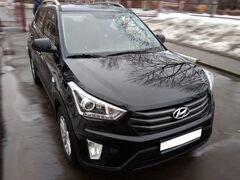 Прокат авто Прокат авто Hyundai Creta (2018 г.в, чёрный)