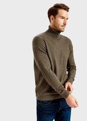 Кофта, рубашка, футболка мужская O'stin Джемпер с высокой горловиной MK6T72-T6