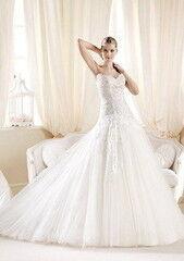 Свадебное платье напрокат La Sposa Платье свадебное Ilaria