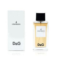 Парфюмерия Dolce&Gabbana Туалетная вода 4 L'Empereur Uni, 100 мл