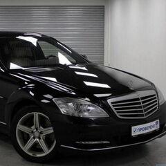 Прокат авто Прокат авто Mercedes-Benz S500 W221 2012 г.