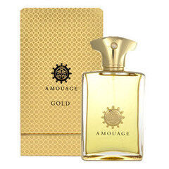 Парфюмерия Amouage Парфюмированная вода Gold Pour Homme, 30 мл