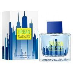 Парфюмерия Antonio Banderas Туалетная вода Urban Seduction Blue, 100 мл