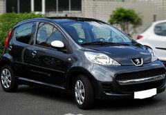 Прокат авто Прокат авто Peugeot 107 2011 г.в.