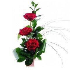 Магазин цветов Долина цветов Букет «Классика»