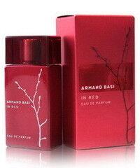 Парфюмерия Armand Basi Парфюмированная вода In Red, 50 мл