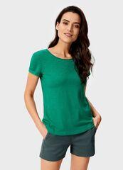 Кофта, блузка, футболка женская O'stin Базовая  футболка  LT6UA1-44