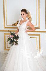 Свадебный салон ALIZA Свадебное платье Iris