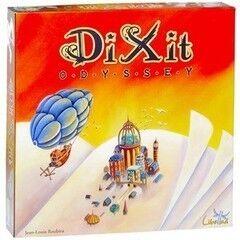 Магазин настольных игр Asmodee Настольная игра «Диксит. Одиссея»