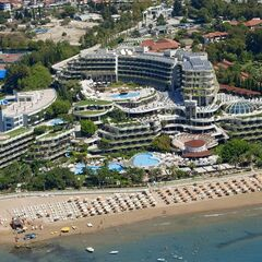Туристическое агентство United Travel Пляжный авиатур в Турцию, Сиде, Crystal Sunrise Queen Luxury Resort & Spa 5*