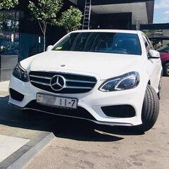 Прокат авто Прокат авто с водителем, Mercedes-Benz E-Class Restyling