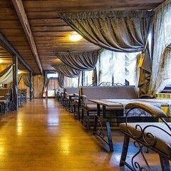 Банкетный зал Очаг Зимний зал