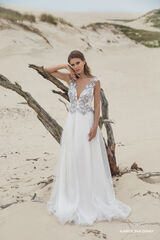 Свадебный салон Le Rina Свадебное платье Carolina Gray