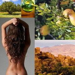 Магазин подарочных сертификатов Марсель Подарочный сертификат «Марокканская красотка» на SPA для волос с аргановым маслом + стрижку горячими ножницами