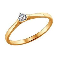Ювелирный салон Sokolov Обручальное кольцо 1011383