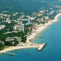 Туристическое агентство VIP TOURS Пляжный aвиатур в Болгарию, Зoлoтые пески, Gradina 3*