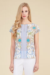 Кофта, блузка, футболка женская Luisa Spagnoli Блуза Bernini