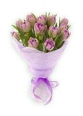 Магазин цветов Планета цветов Букет из тюльпанов №10